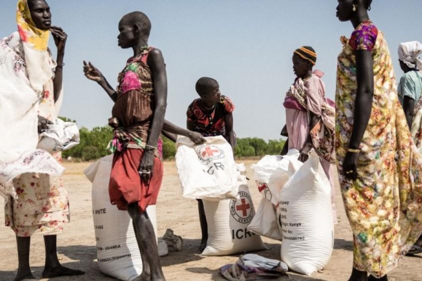 A guerra está na origem da fome