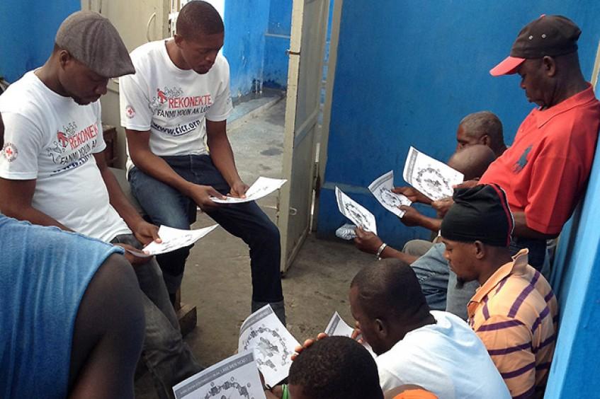 Haití: mejorar las condiciones de vida de los detenidos