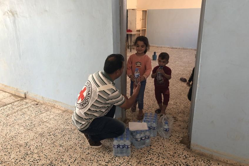 تحديث ميداني بشأن سورية: آثار مدمرة تطال المدنيين، وتخوّفات من شح المياه