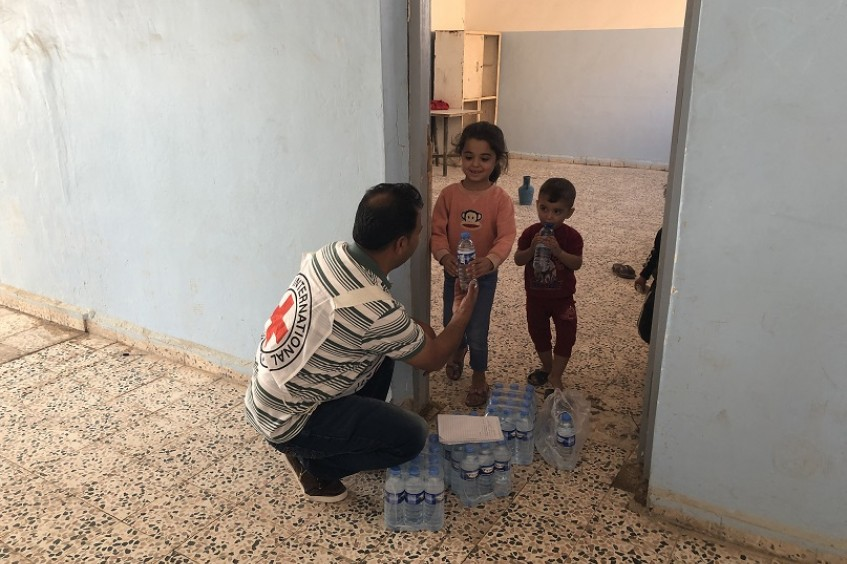 سورية: مخاوف على السكان المدنيين بسبب استمرار توقف محطة مياه رئيسية عن العمل