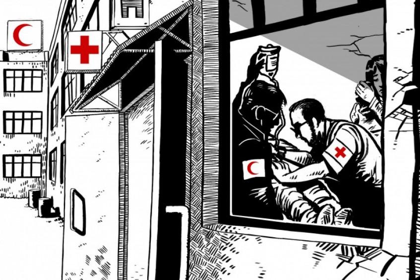 红十字国际委员会主席针对医务人员、医疗设施和医用车辆的攻击事件的发言