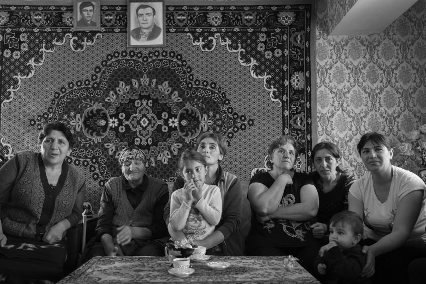 Conflicto de Nagorno-Karabaj: un apoyo vital para las familias de las personas detenidas