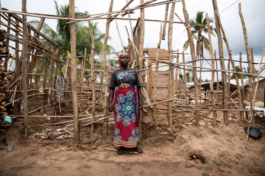 Moçambique: violência armada agrava o sofrimento após o ciclone