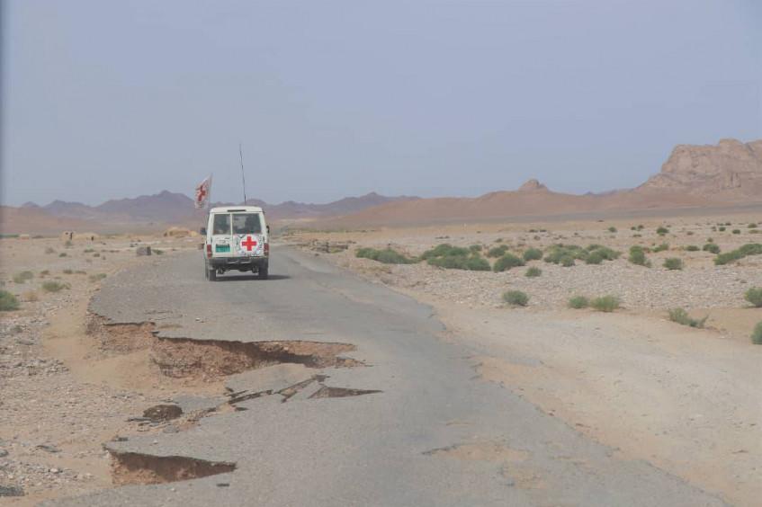 بيان بشأن أفغانستان من المدير العام للّجنة الدولية للصليب الأحمر السيد روبير مارديني