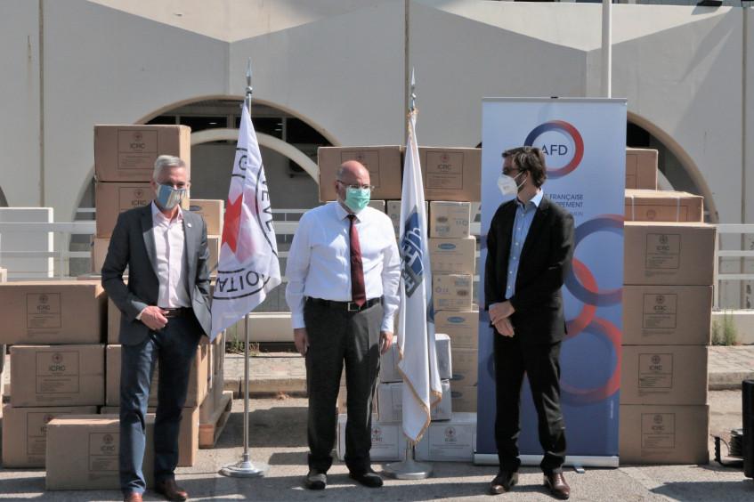 Moyen-Orient : CICR et AFD, un partenariat riche d'enseignements