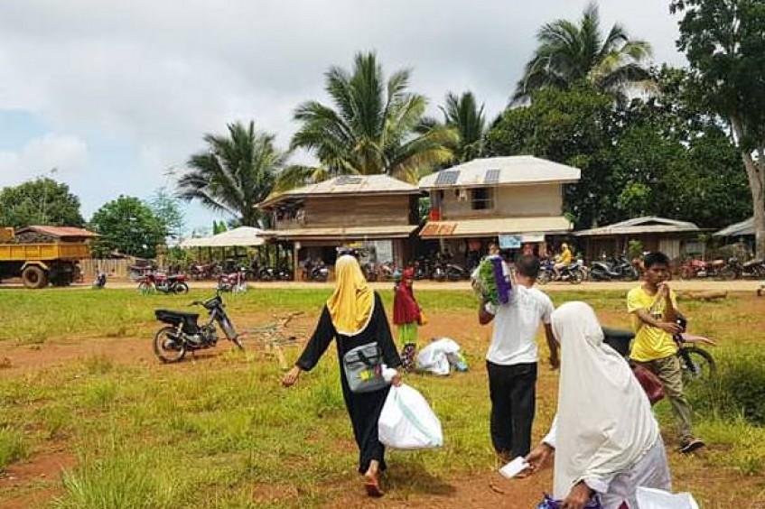 菲律宾:援助因巴西兰冲突而流离失所的2000人