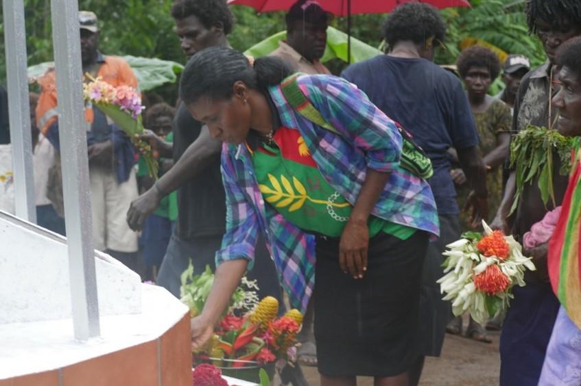巴布亚新几内亚:让失踪人员魂归故里