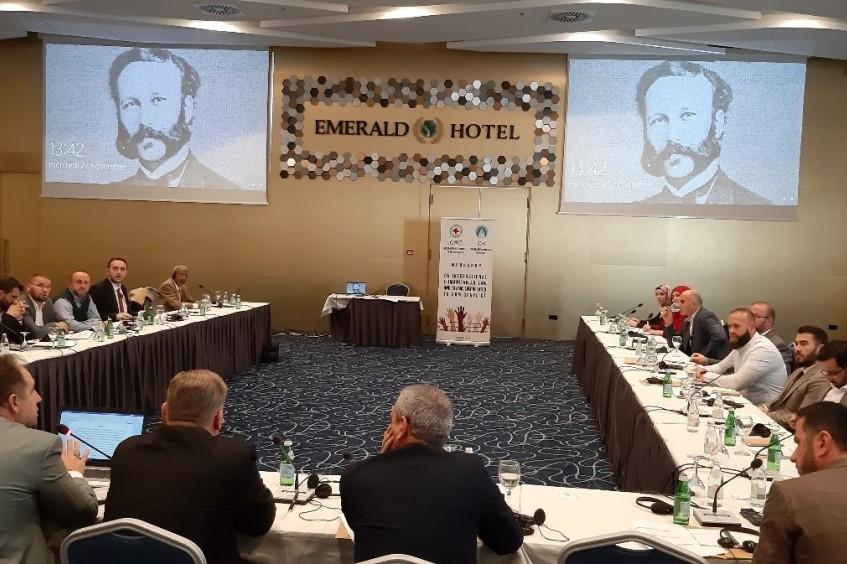 Kosovo: Workshop on IHL and Islamic Law in Pristina