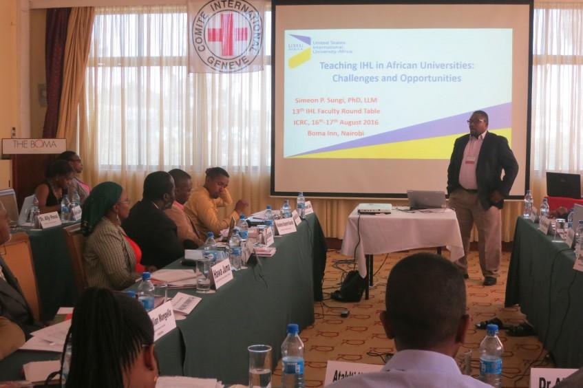 将国际人道法作为培养未来领导人的核心内容