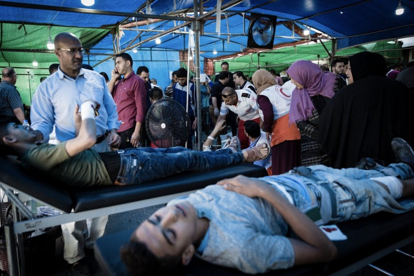 Operational update on Gaza: More medical supplies on the way