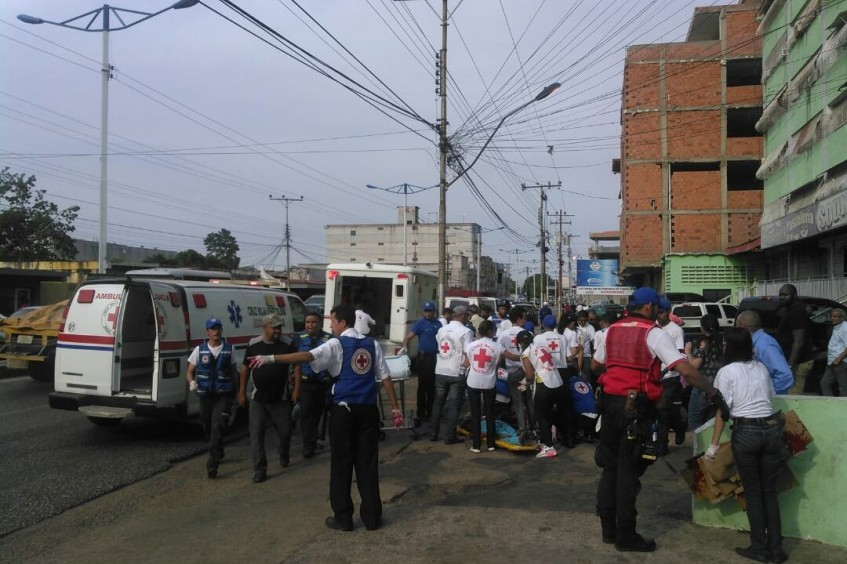 Venezuela: ICRC in action from January to April 2018