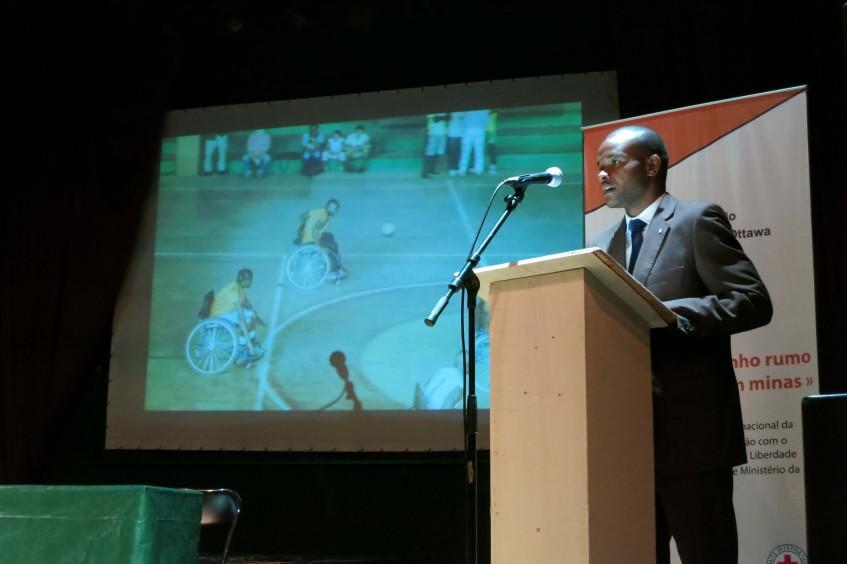 Guinée-Bissau : célébration de la journée internationale des personnes handicapées