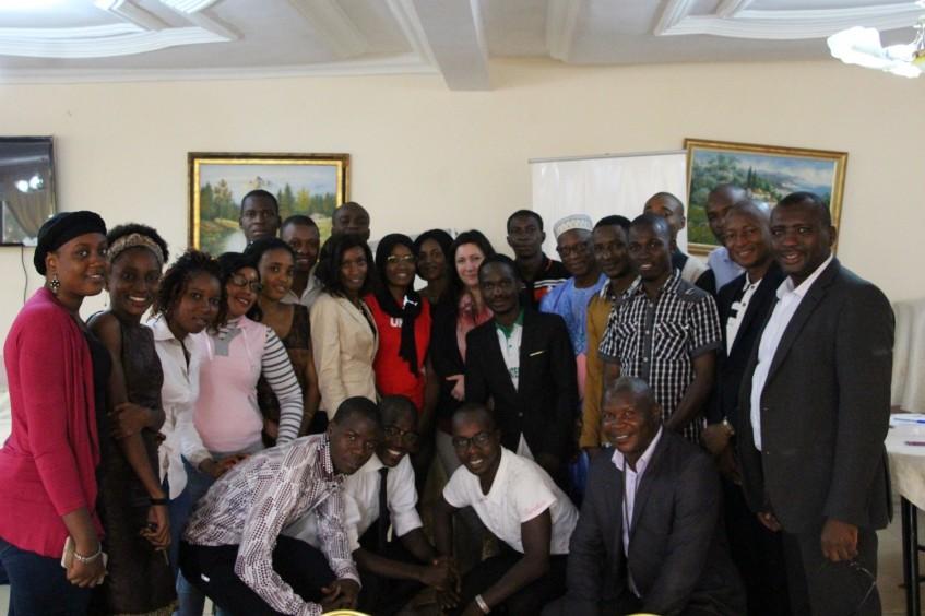 """Guinée: Concours """"journalisme humanitaire"""""""