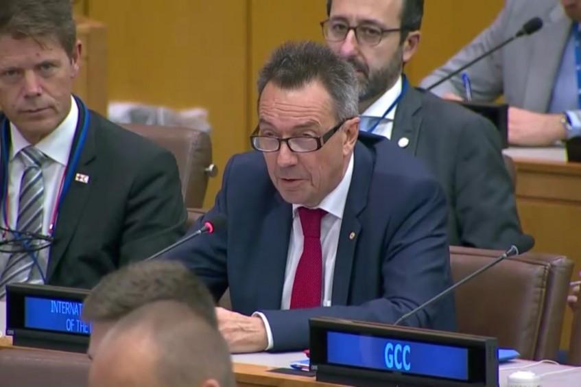 叙利亚:各国必须在安全维护与民众人道待遇之间取得平衡