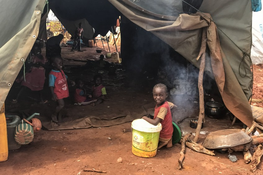 Operational update on the Central African Republic: Situation still worrying for thousands of displaced people fleeing violence in Birao