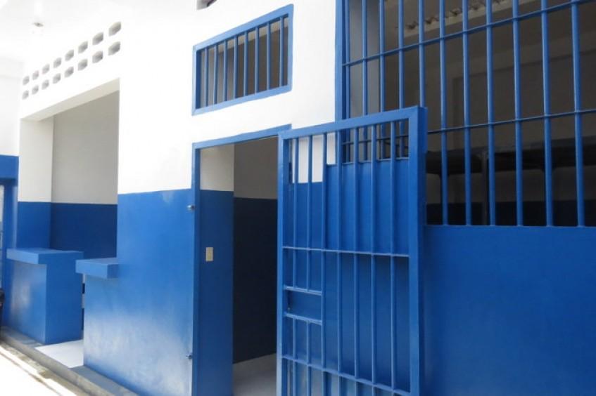 Haïti : un nouveau quartier pour les mineurs à la prison civile des Cayes