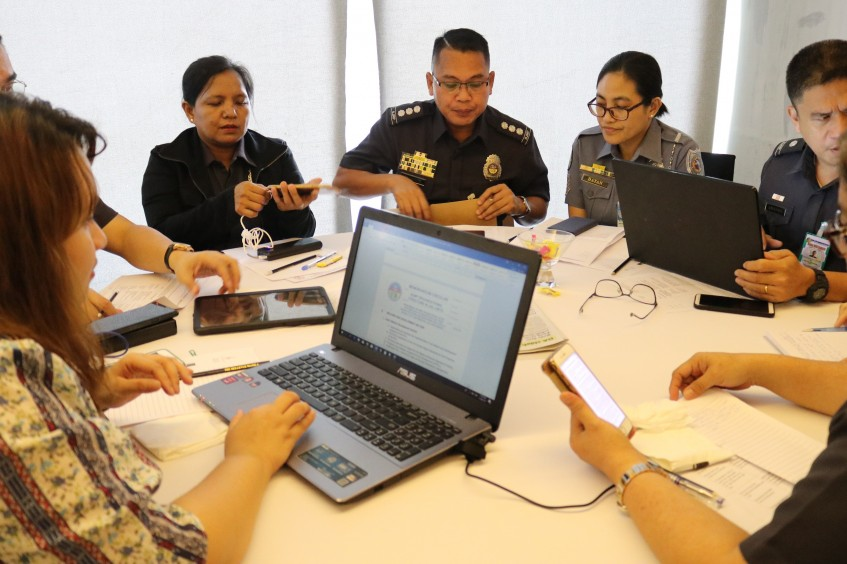 التوزيع الفعَّال لموظفي السجون لإحداث فرق للنزلاء والسلطات