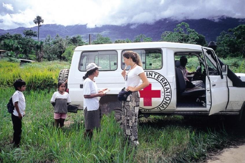 من الغارات الجوية في الشرق الأوسط إلى الرعاية الصحية في أدغال كولومبيا