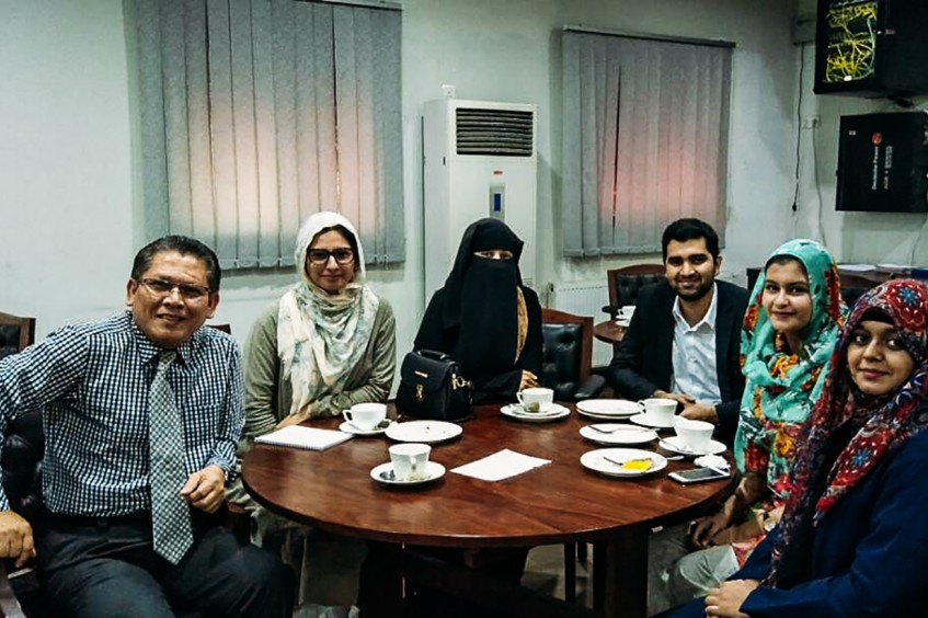 My time as an intern at ICRC Pakistan