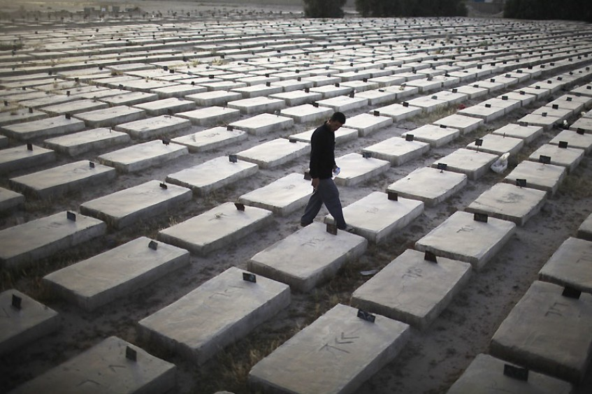 Иран/Ирак: пропавшие без вести со времен войны 1980-1988 гг.