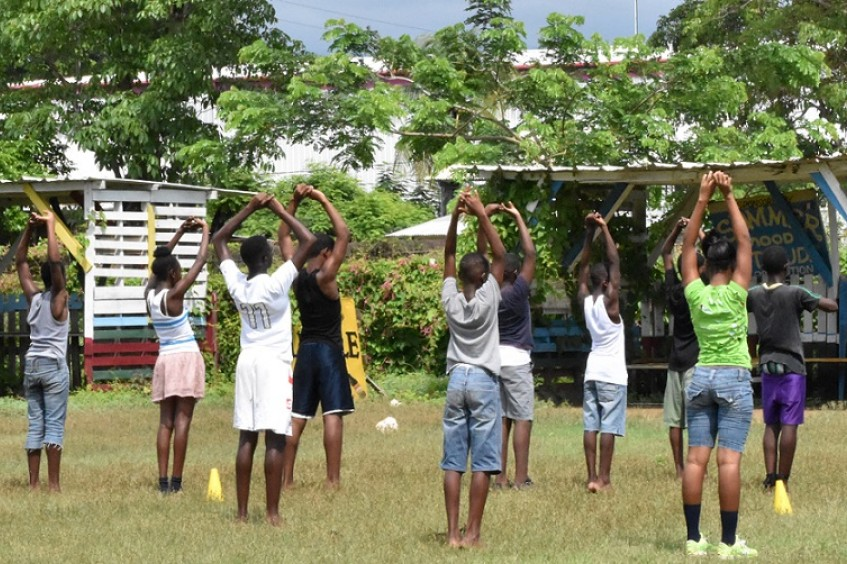 Jamaica: Education to reduce the impact of violence