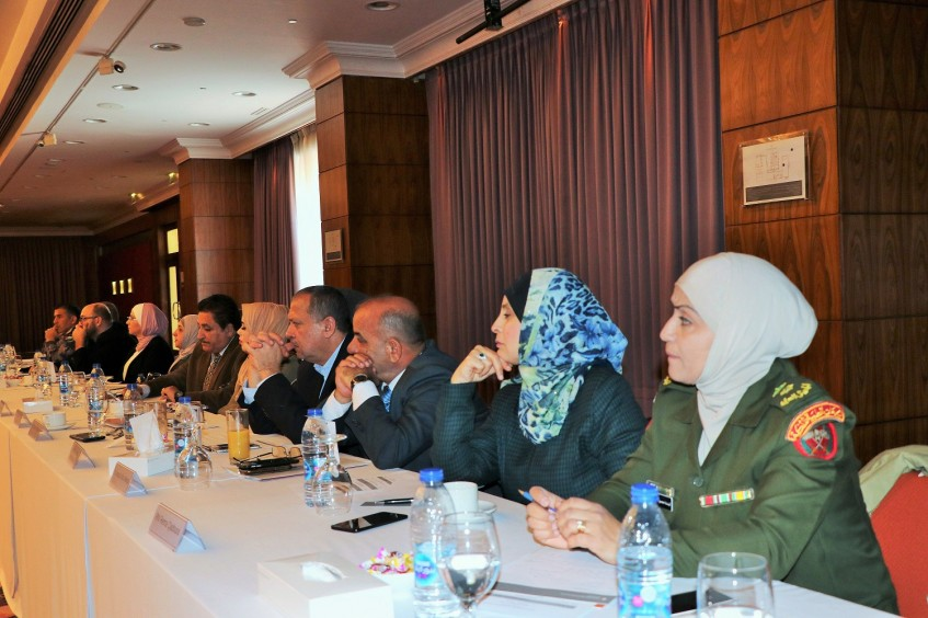 Jordan: Partnership and cooperation is key for emergency preparedness