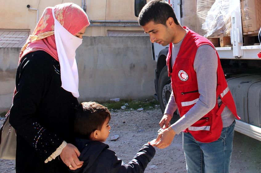 Jordanie : les réfugiés syriens affrontent un nouvel hiver rigoureux