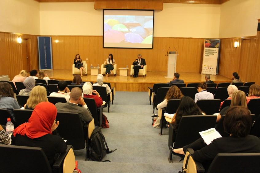 الأردن: إطلاق المعايير المهنية الخاصة بأنشطة الحماية