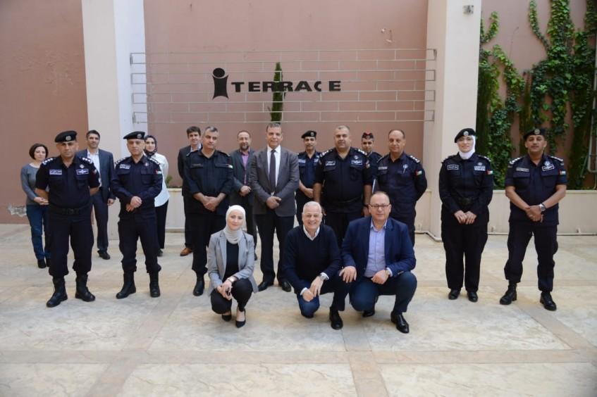 اللجنة الدولية للصليب الأحمر تعقد جلسات حول منع الإصابة بفيروس كورونا (كوفيد-19) في مراكز الإصلاح والتأهيل الأردنية