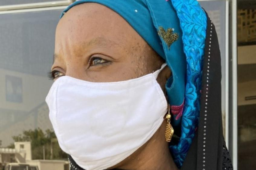 Frauen in Nigeria: Erst Vertriebene, jetzt ein Vorbild