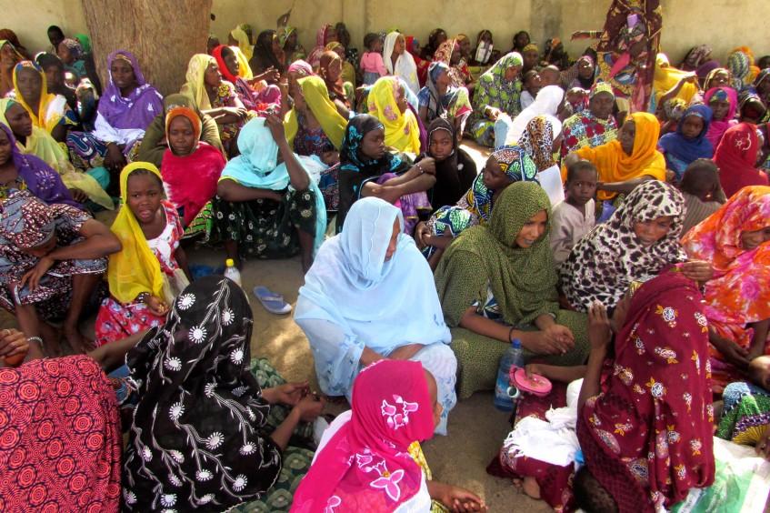 Kamerun: Das IKRK verteilt Nahrungsmittel an 200 000 Binnenvertriebene