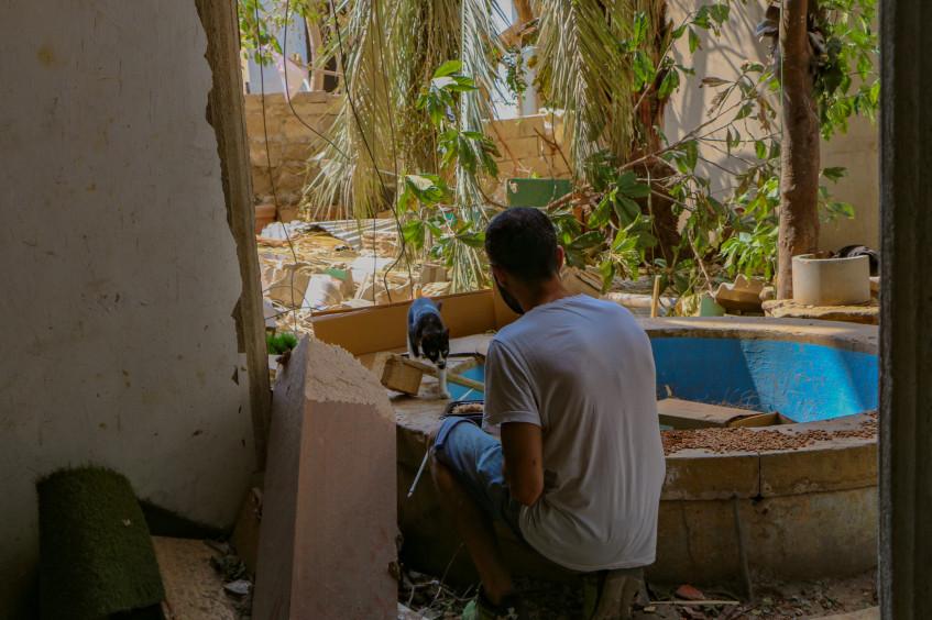"""Líbano: la explosión puede dejar """"cicatrices profundas, ocultas"""" en la población"""