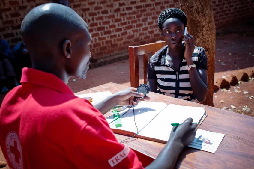 Kenya / Tanzanie / Djibouti: 241000appels téléphoniques ont été passés par des réfugiés en 2015