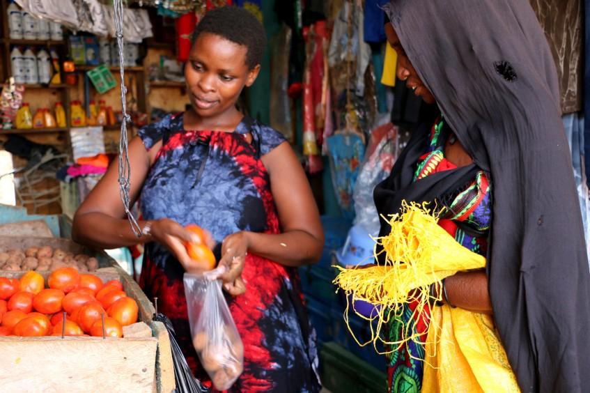 """肯尼亚:现金援助不只是""""授人以鱼"""""""