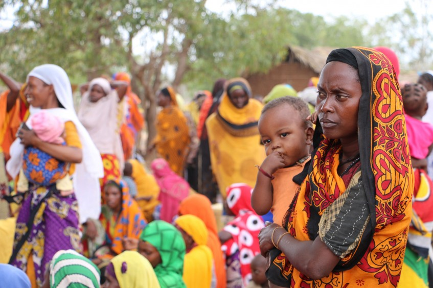 Hundreds of thousands received assistance in 2016 in Kenya, Tanzania, and Djibouti