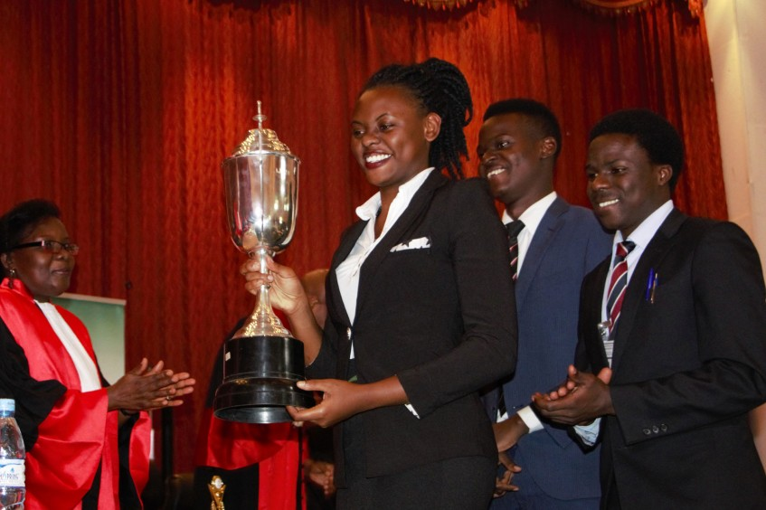 African students practice international humanitarian law at continental competition