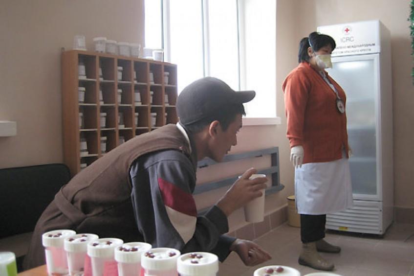 红十字国际委员会在吉尔吉斯斯坦