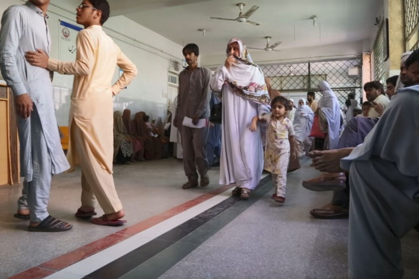 Emergency health care in Pakistan: A look at the Lady Reading Hospital
