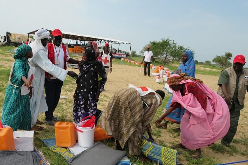 Chad: 5.300 familias campesinas de Lago Chad reciben semillas