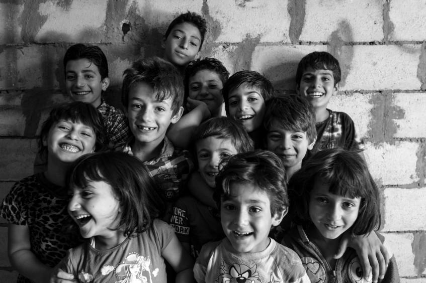 Líbano: rostos de Arsal