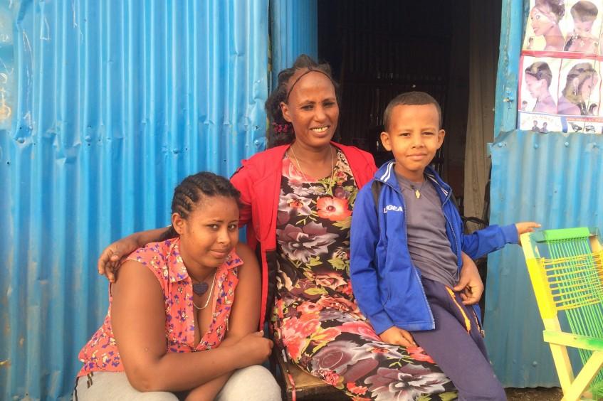 Érythrée / Éthiopie: une mère et une fille à nouveau réunies après 18ans de séparation