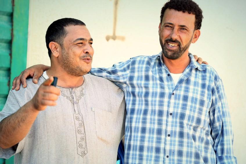 Escalada de combates en Libia: retrato de cuatro hombres valientes