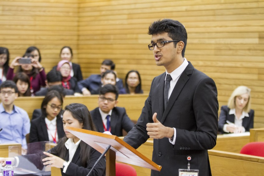 Malaysia: 15th national IHL moot court competition