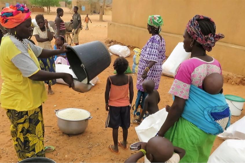Mali : « Nous n'osons pas rentrer chez nous »