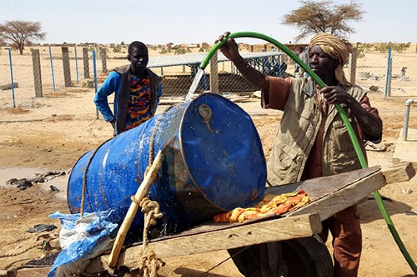 Mauritanie : 4 000 personnes de Fassala améliorent leur accès à l'eau