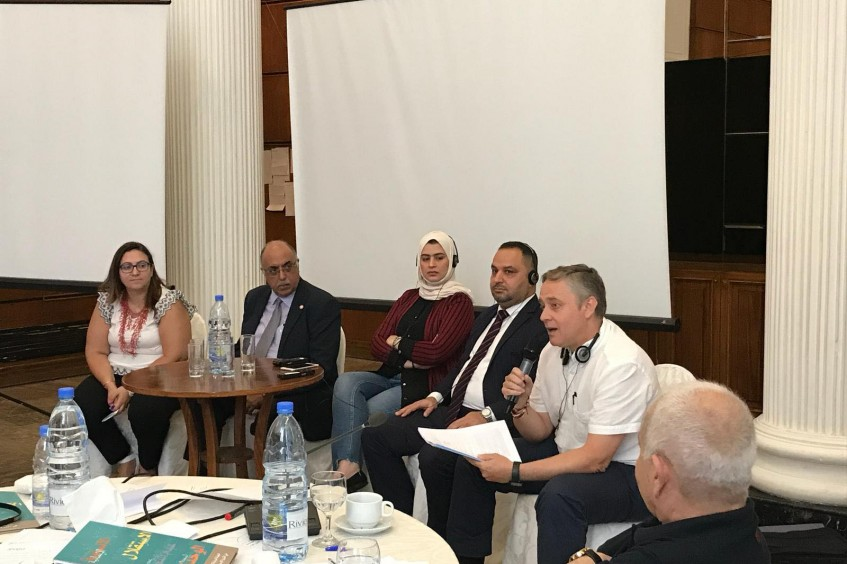 Regional training to strengthen response to humanitarian needs held in Beirut