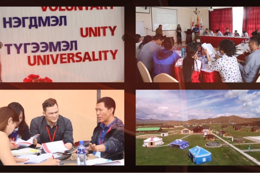 Mongolia: IHL training course for east Asia countries