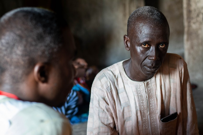 "Nigeria's missing: ""I feel it in my heart that my daughter is still alive"""