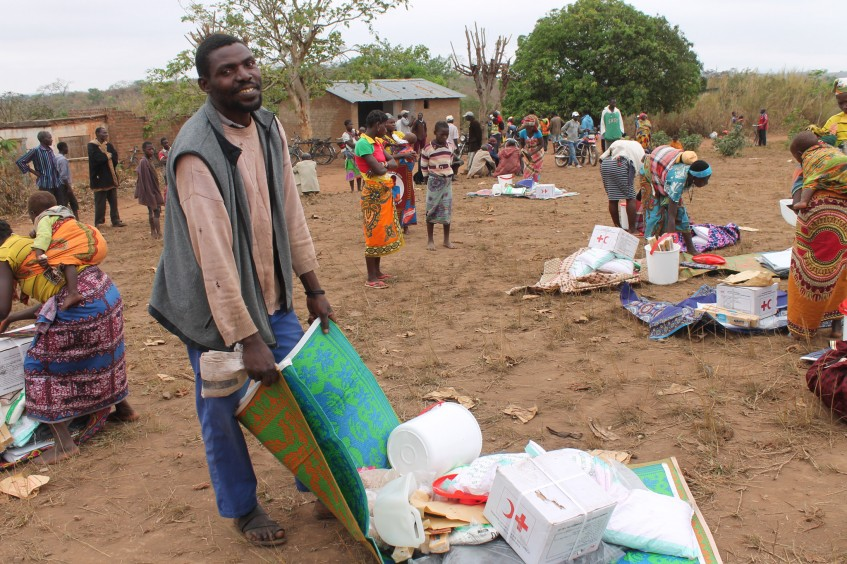 Mozambique: Meeting the needs of communities affected by armed violence
