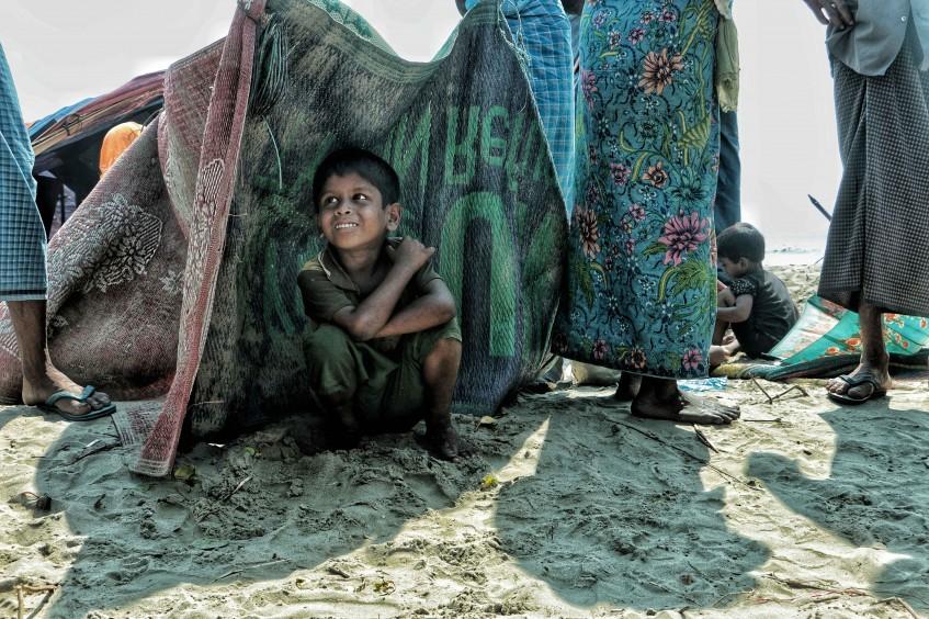 海滩上接生——红十字助产士讲述在缅甸的经历